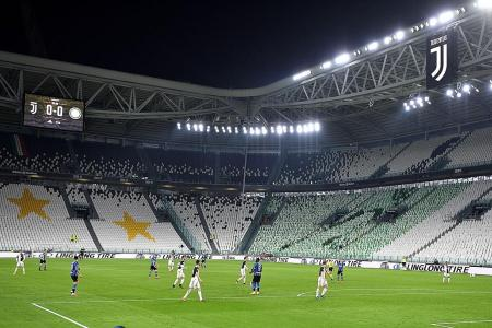 Serie A targets May 2 return