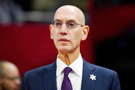NBA chief executive defends players' Covid-19 tests