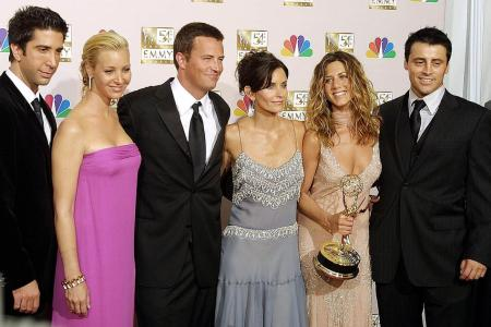 Filming of Friends reunion special delayed due to Covid-19 concerns
