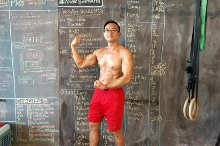 Gym owner, 48, proven to have shaved 10 years off biological age