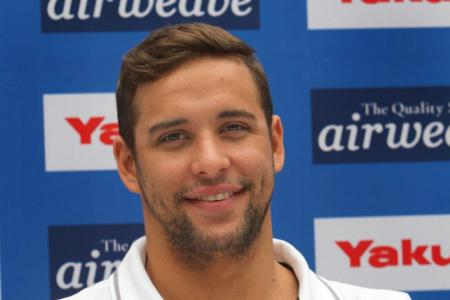 South African swimmer Chad le Clos' Olympic preparation in limbo