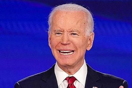 Biden to start considering running mates, consults Obama