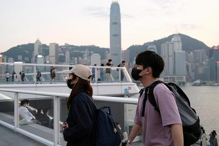 Hong Kong bans non-resident arrivals over imported cases