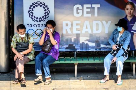 Postpone the 2020 Tokyo Olympics now: Neil Humphreys