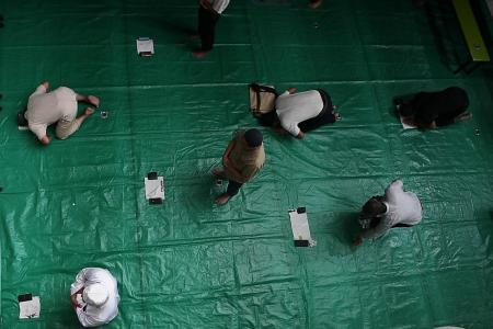 Mosques to continue to stay closed: Muis