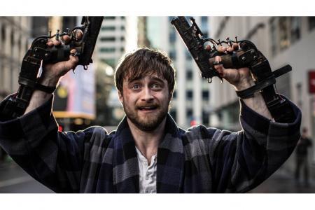 Movie review: Guns Akimbo