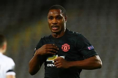 Odion Ighalo inches closer to Manchester United stay