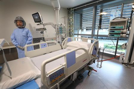 Enough capacity to meet healthcare needs of Covid-19 patients: Gan