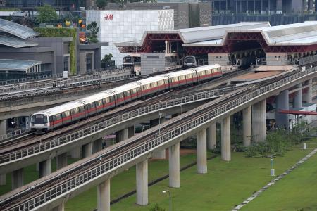 Some stations on NSL, EWL to close earlier in next three months