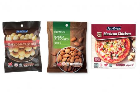 Eat healthier with FairPrice's Healthier Choice Symbol offerings