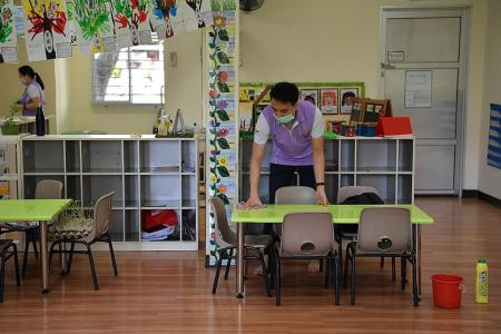 PCF to review processes as 20 cases linked to pre-school