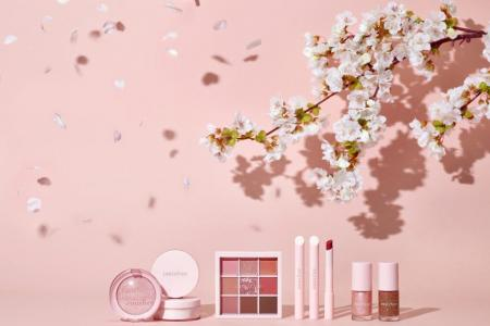 Warm up to Spring make-up