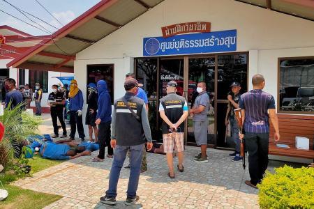 Malaysia arrests nearly 700 people for violating coronavirus lockdown