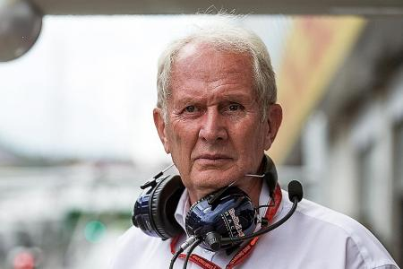 Camp for F1 drivers to catch coronavirus, suggests Red Bull's Marko