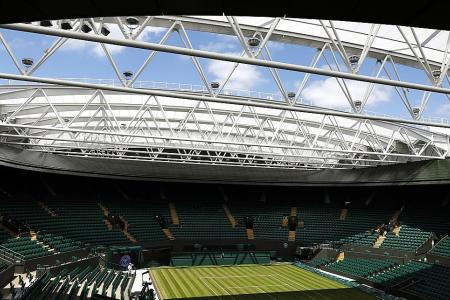 Wimbledon scrapped for the first time since World War II