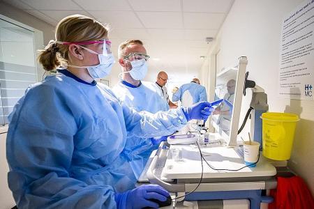 World short of 6 million nurses: WHO