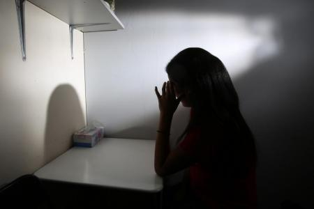 Concern over rise in domestic abuse as stay-home period kicks in