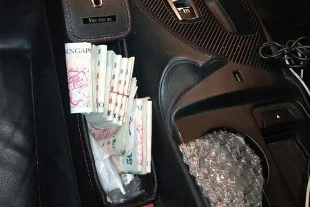 5 arrested, drugs worth $360,000 seized in Yishun drug raids