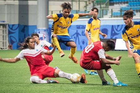 Ex-Tampines Rovers youth player Hari McCoy to join Portugal's Rio Ave