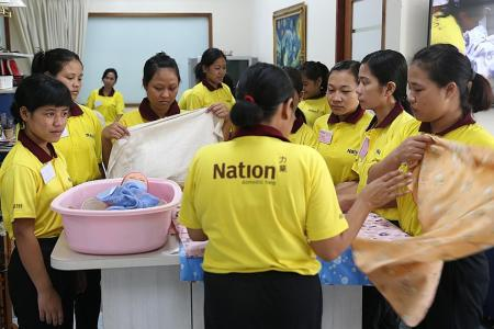 Transfer maids in demand as tensions between FDWs, employers rise