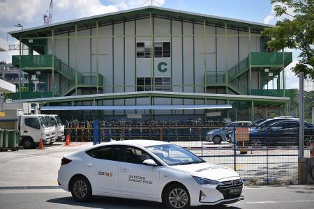 Singapore reports 1,111 new coronavirus cases