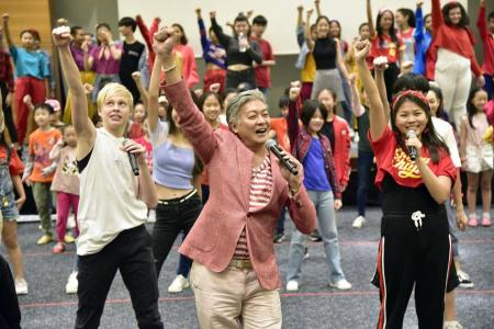 Join nationwide singalong to Dick Lee's Home on April 25
