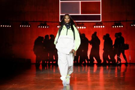 Naomi Campbell: Catwalk queen to chat show host