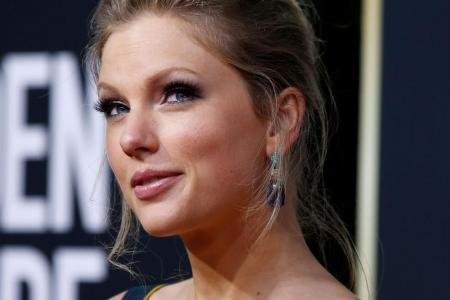 Swift calls former label's release of her old songs 'greed'