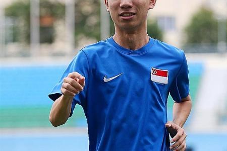 Fifa20: Singapore's Joel Chew raring to face Japan's Shinji Okazaki