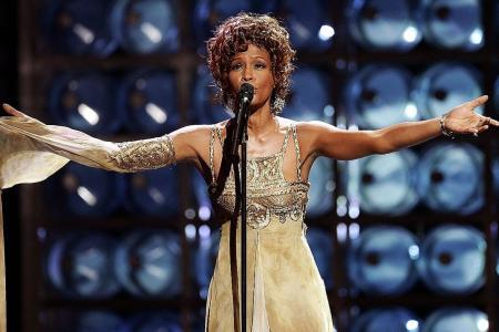 Oscar-nominated writer to pen biopic of Whitney Houston