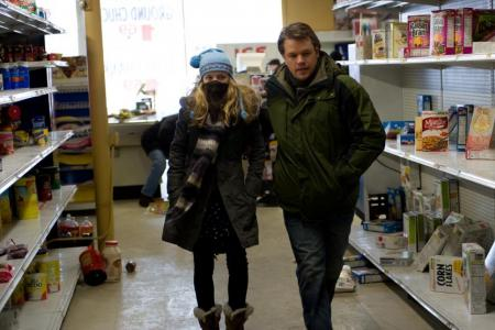 Contagion screenwriter on how the world ended up living out the movie
