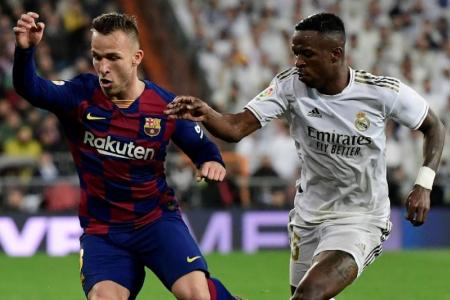 Arthur keen to stay at Barca despite Italy move rumours