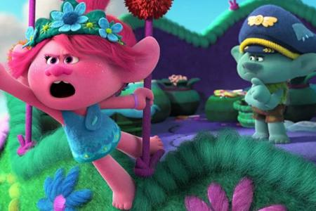 Success of on-demand Trolls sequel fuels fears for theatres