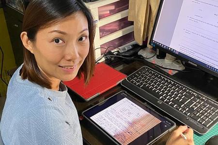 Home-based learning drove home difficulties of teaching remotely