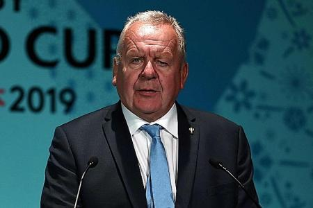 World Rugby chief Bill Beaumont mulls over global season