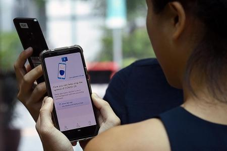 TraceTogether app should be mandatory for all: Experts
