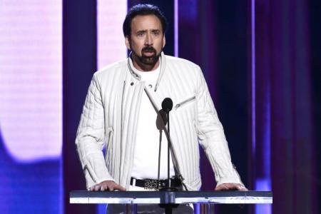 Nicolas Cage to play Joe Exotic in Tiger King TV series