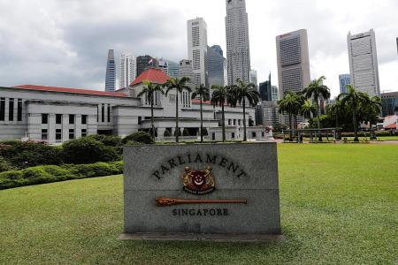 Constitution amended to allow Parliament to meet in multiple locations