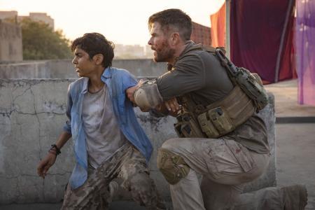 Extraction has been Chris Hemsworth's most intense shoot yet