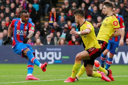 Palace chairman expects lengthy delay if 'Project Restart' fails
