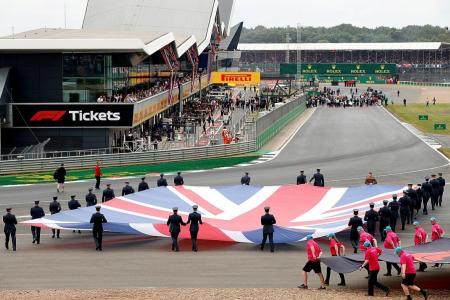 F1 teams exempted from travellers' quarantine in UK: Report