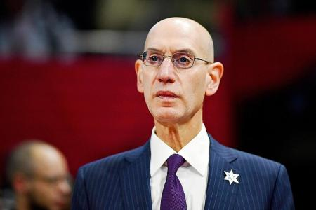 NBA 'increasingly positive' about restart