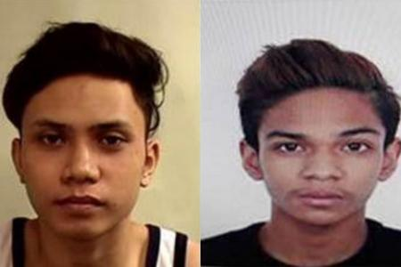 9 more arrested over Chinatown parang attack; 2 suspects at large