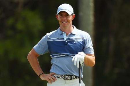 Rory McIlroy, Dustin Johnson help raise US$5.5m in charity golf match
