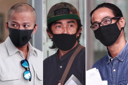 Three men allegedly went camping at Chek Jawa during virus outbreak