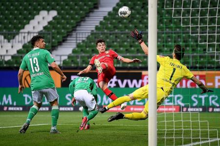 Richard Buxton: Leverkusen's Havertz is more wunderbar than wunderkind