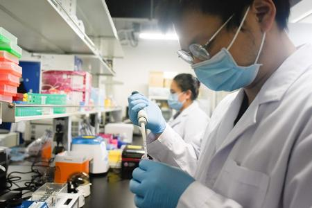 Chinese lab testing new drug that could stop Covid-19