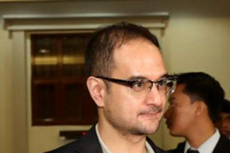 Najib's stepson agrees to testify against him in graft trial