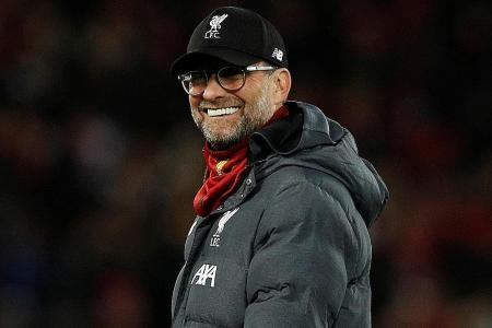 Liverpool will forge on without Anfield boost: Juergen Klopp