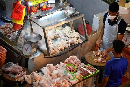 Prices of fresh chicken expected to rise next week